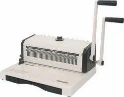 T970 Wiro Binding Machine