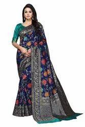 Kanchipuram Wedding Silk Saree