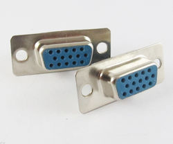 15 Pin D Type Connector