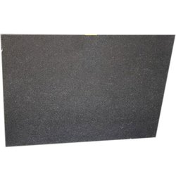 Black Pearl Granite Slab, Thickness: 15-20 mm