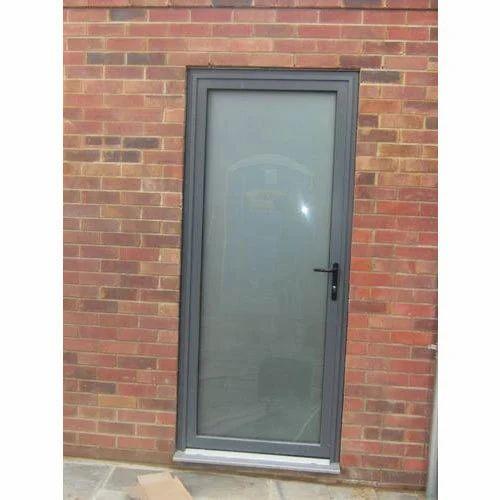 Genial Readymade Single Glass Door