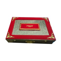 Disposable Saree Packaging Box