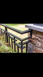 Balcony Iron Railing