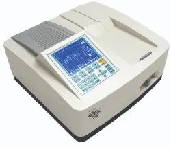 Microprocessor UV/VIS Double Beam Spectrophotometer