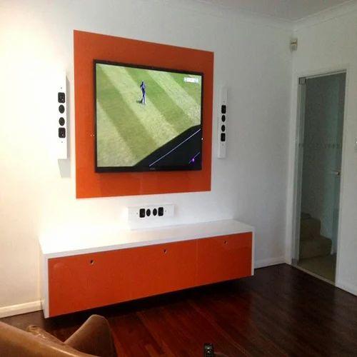 Tv Unit Wall Panel