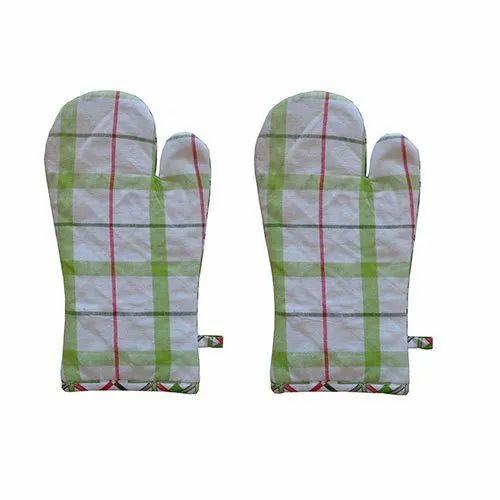 Cotton Mittens Gloves