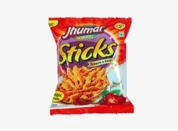 Jhumar Spicy Sticks, Packaging Type: Packet, Packaging Size: 22 Grams