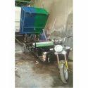 Garbage Battery Rickshaw