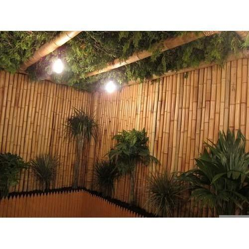 Bamboo Safety Walls At Rs 50 Square Feet New Delhi Id