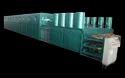 Jet Ventilated Roller Track Veneer Dryer 10 Section 3 Decks (15')