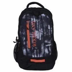 Woodland TB 126004 Black Unisex Laptop Backpack