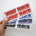 PVC Printed Stickers