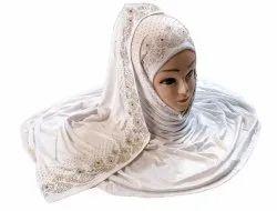 Women Daily Wear Scarf Hijab Stole