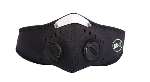 With Silver Carbon Mask Respiratory Activated Nano Filter