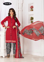 Casual Printed Salwar Suit