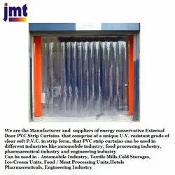 Manufacturer of PVC Curtains