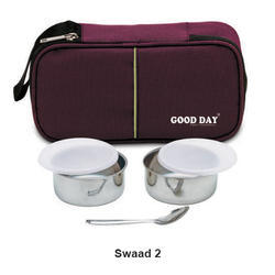 Swaad Piece Tiffin Set
