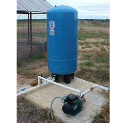 Steel Pressure Tank