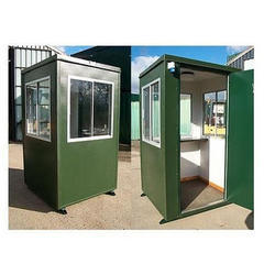 Prefabricated Kiosks