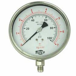 SS 316 Pressure Gauge