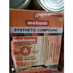 Mohan's Soft Drink Ice Cream Synthetic Compound, Powder
