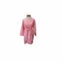 Womens Waffle Kimono Robe