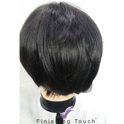 Ladies Short Bob Cut Hair Wig
