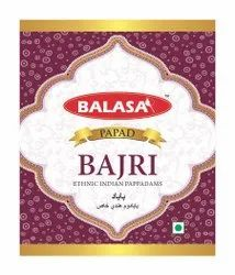 Brown Mild Bajri Papad