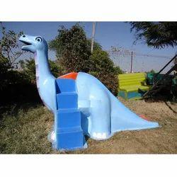 FRP Dinosore Slide