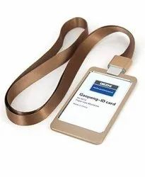 Metal Id Card Holder