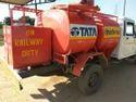 Mobile Diesel Storage Tank - 2KL
