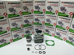 Chainsaw Cylinder set Bore piston 58cc