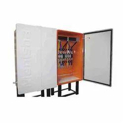 Rectangular Single,Double Door FRP Power Distribution Panel Box, Dimension: 500-1600 mm Length