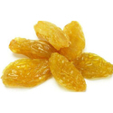 Jumbo Golden Raisins, Packaging: 15 Kg