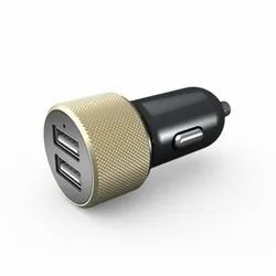 ES228 Car Charger With Dual USB