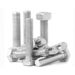 Alloy 20 Hex Bolts