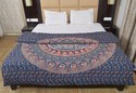 Queen Mandala Duvet Cover Cotton Quilt Cover