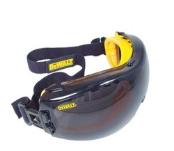Safety Goggles Smoke Anti Fog -DPG82-21 Concealer