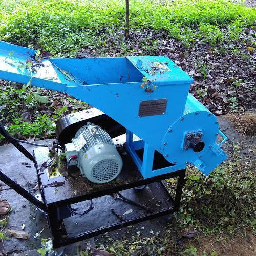 garden shredder. ferds garden shredder o
