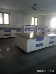 Chemistry Laboratory Island Bench