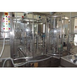 Automatic Bottling Plant