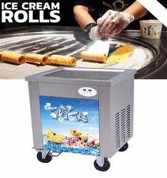 Roll Ice Cream Machine