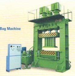 Vertical Grow Bag Making Machine