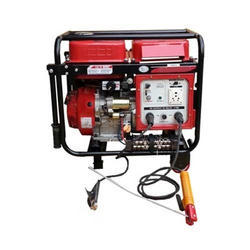 Portable Petrol Welder Cum Generator W-350AS