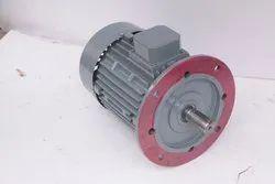 1 HP Three Phase Flange Motor