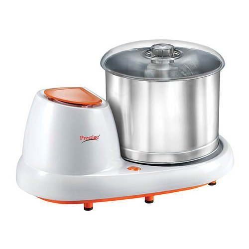 Prestige Food Mixer Stainless Steel Wet Grinder, Capacity: 2 Litre for Home