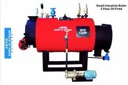 Horizontal Oil and Gas Small Industrial Steam Boiler