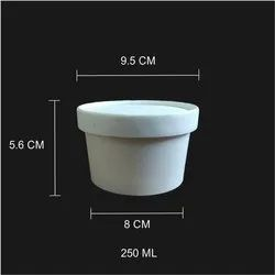 Biodegradable Paper Food Disposable Containers