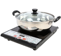 Induction Cooker With Nob, Size: Medium