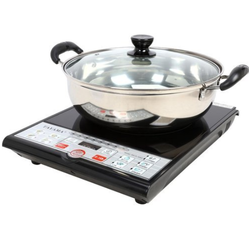 Induction Cooker with Nob